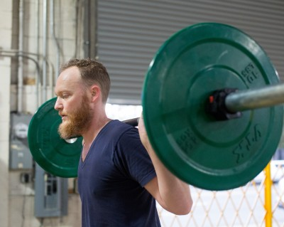 Crossfit in Oakland