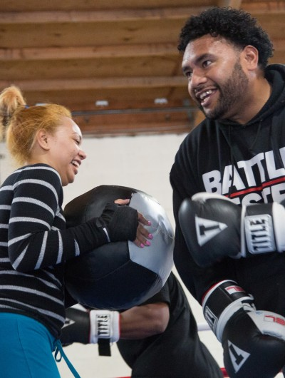 Oakland Boxing Gym