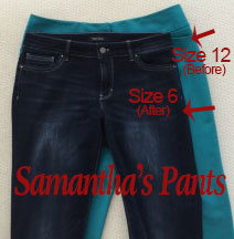 Samantha's Pants