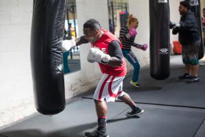 RJ Boxing Oakland