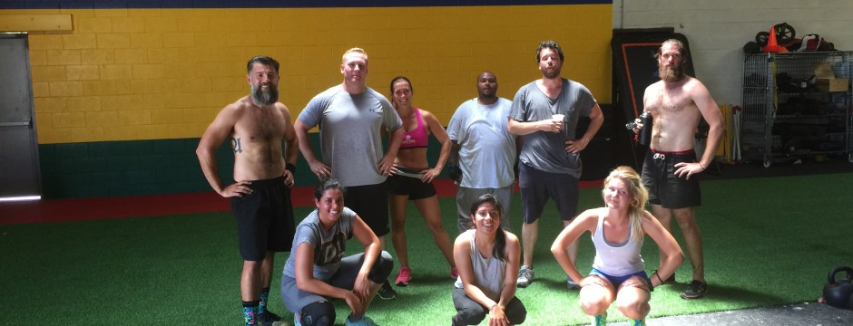 Oakland best crossfit gym