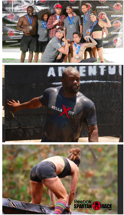 Oakland Spartan Race Team